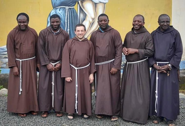 Capuchins of Cameroon