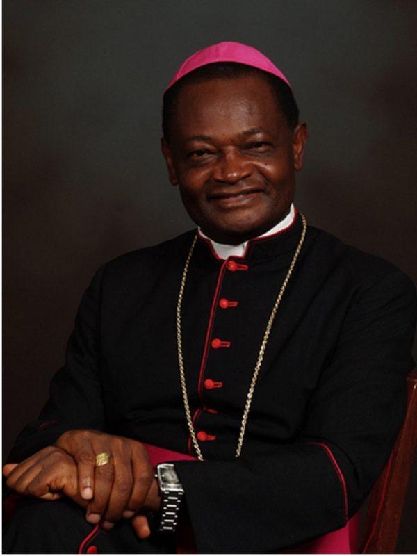 Bishop George Nkuo - Bishop of Kumbo