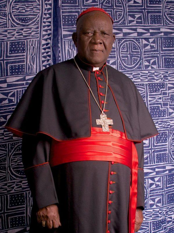 Cardinal Christian Tumi