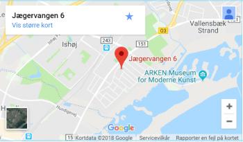 Diotek alarmteknik har adresse i Ishøj og betjener kunder i hele landet, dog primært på Sjælland
