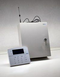Kvalitetsalarm DTA-3M fra Diotek alarmteknik