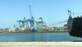 Protecting the 'Blue Economy' –new article in The Maritime Executive