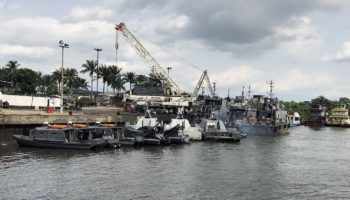 Gulf of Guinea: fighting criminal groups in the Niger Delta is key to defeating piracy