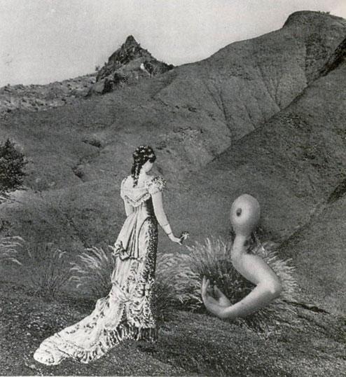 Karel Teige - Collage #290