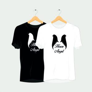 House Angel Rave T-Shirt