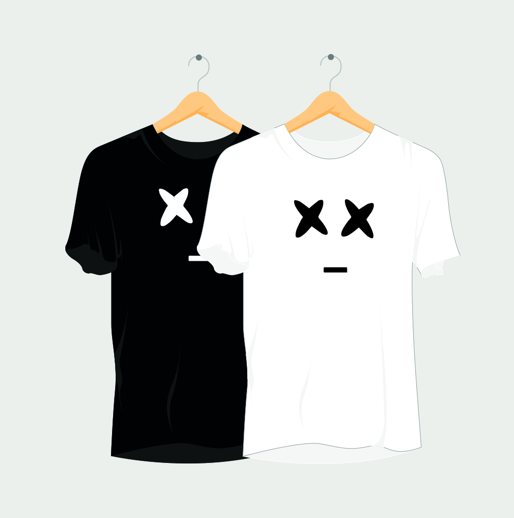 X Face Rave T-Shirt