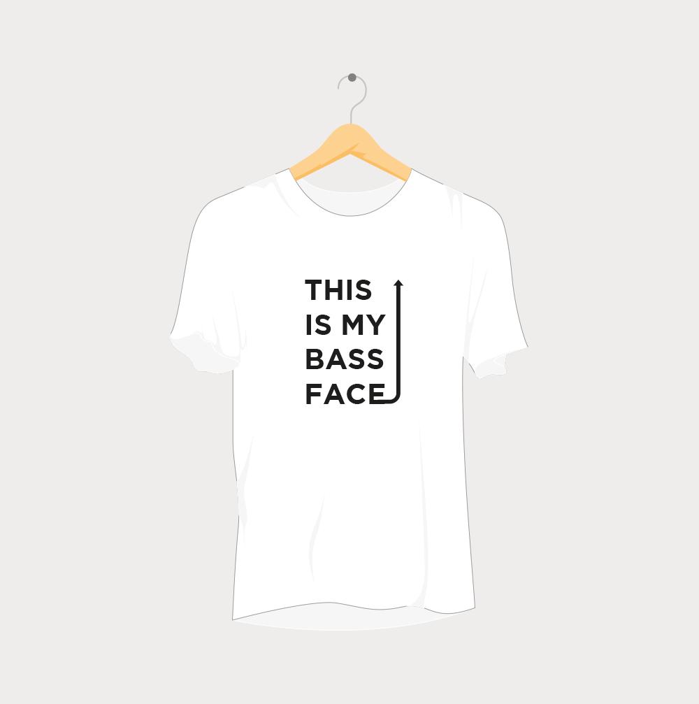 Bass Face Rave T-Shirt