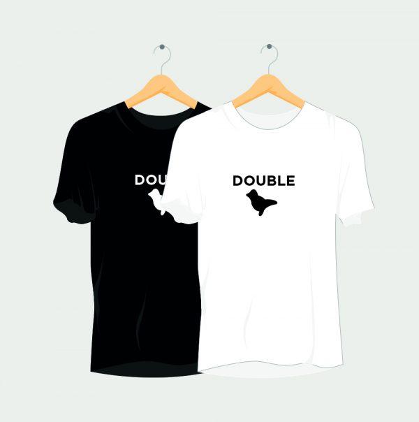 Double Dove Rave T-Shirt