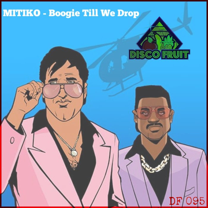 Mitiko – Out Of The Night Time