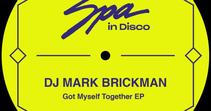 PREMIERE: DJ Mark Brickman – Just Ain't Nothing [Spa In Disco]