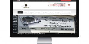 diseño web en marbella tienda online