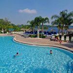 Main pool at Bahama Bay Resort Orlando Florida