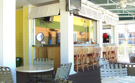 Clubhouse Bar at Bahama Bay Resort & Spa Orlando Florida
