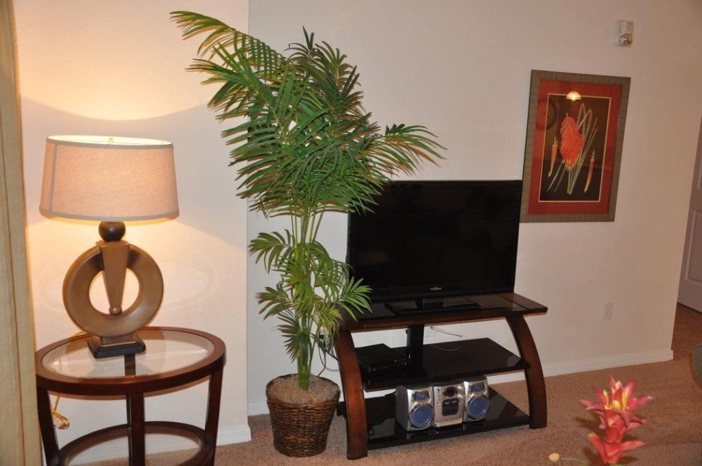 Lounge TV at Bahama Bay Resort Orlando Florida