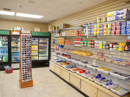Grocery shop at Bahama Bay Resort Orlando Florida