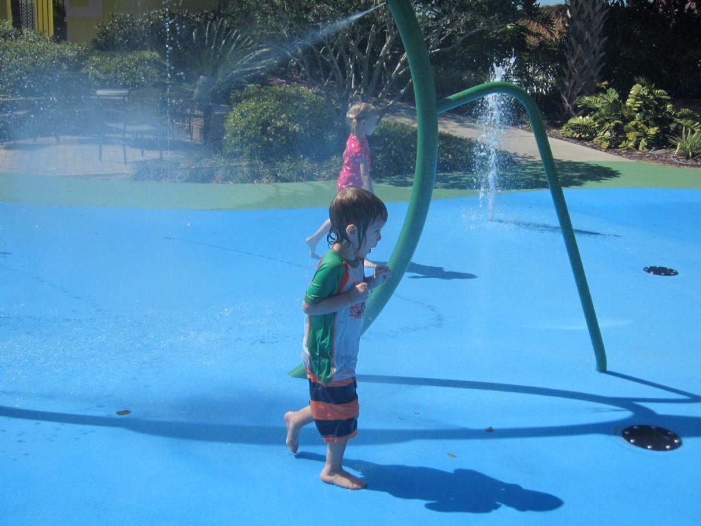 Bahama Bay Resort Kiddy Splash Pad