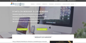 WordPress hemsida 2 500 kr exkl.moms