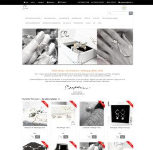 Uppdaterad webshop åt M925.se