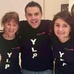 YLP Milan Workshop November 2017 Colleen Shaughnessy-Larsson (Paris), Pablo Garcia-Estevez (Madrid), Sophie Tweed (Toulouse)