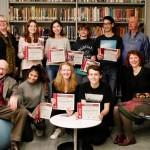 Paris YLP Graduation 2017 Students and some TM Coaches