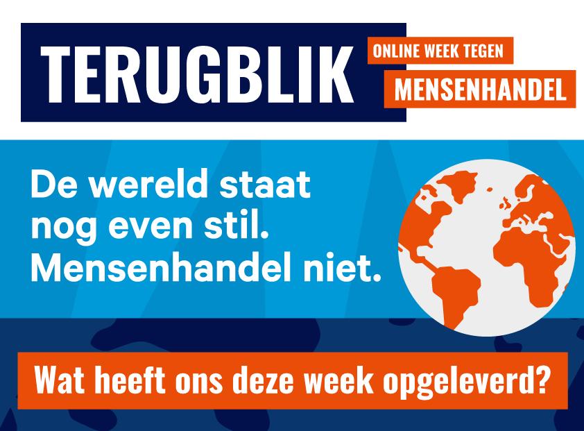 Resultaten online week tegen mensenhandel