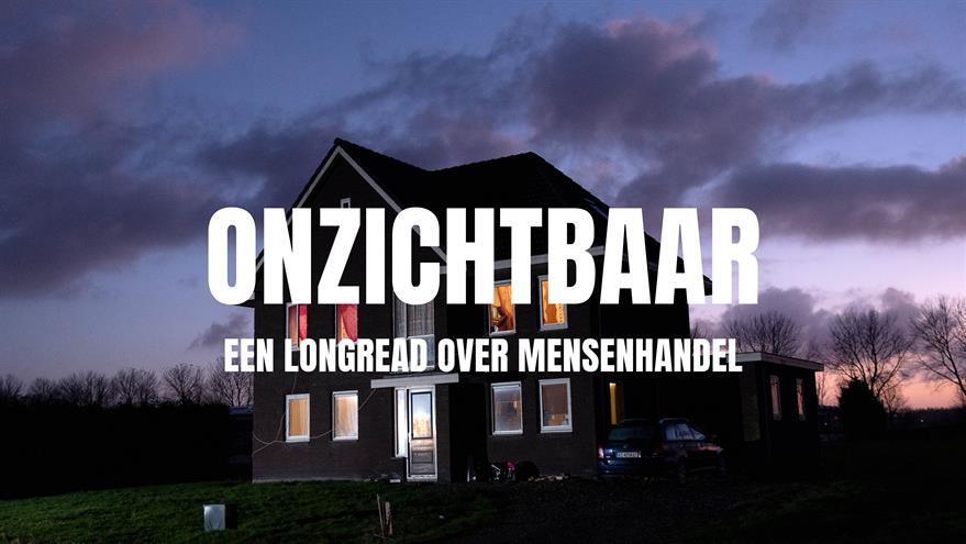 Longread Mensenhandel in Nederland