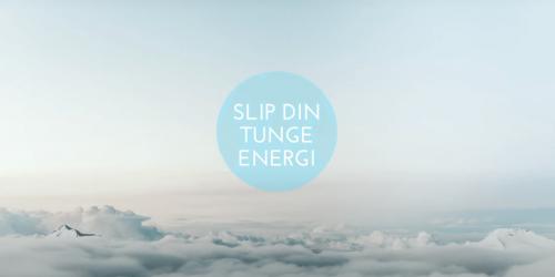 Meditation Slip din tung energi