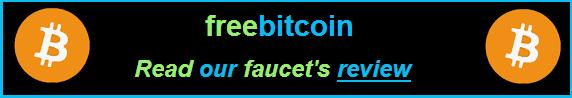 Freebitcoin - guadagna Bitcoin ogni ora | Recensione