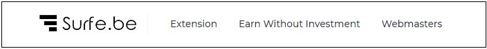 Quarto pagamento da Surfe.be +$1.02 | Totale $2.70