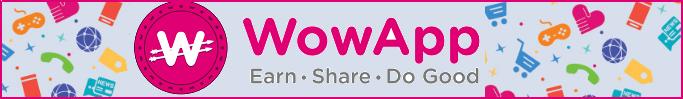 Sesto pagamento da Wowapp +$39.55 | Totale $133.15