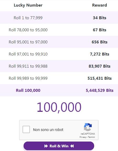 guadagna bitcoin ogni minuto)