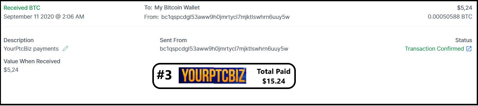 pagamento yourptcbiz