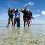 Dive Training in Mauritius Tauchschule SeaUrchin DC Tauchen Plongee