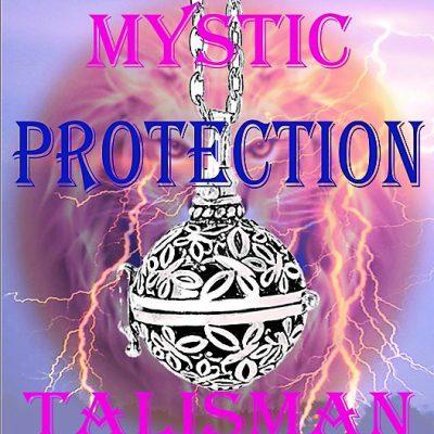 Mystic Protection Talisman (Celtic Design)
