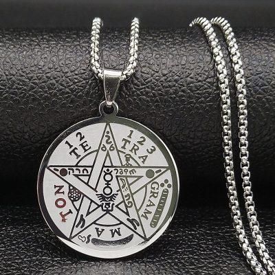 Tetragrammaton Amulet