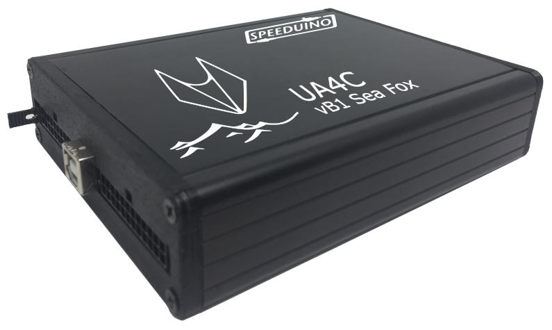 Packaged UA4C