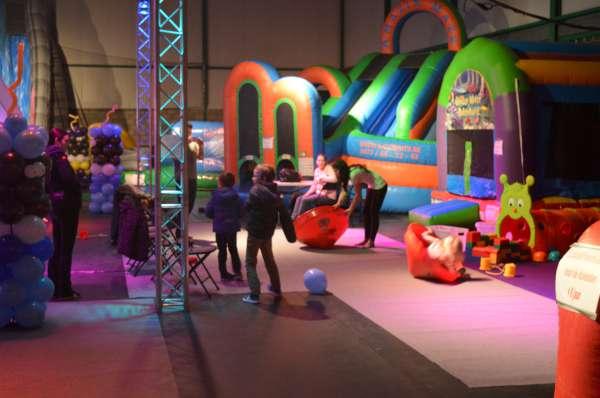Springkastelenfestival indoor