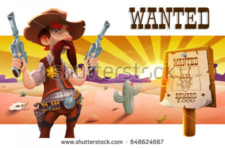 Western spandoek