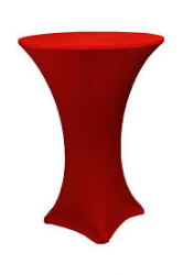 Partytafel Rood cover