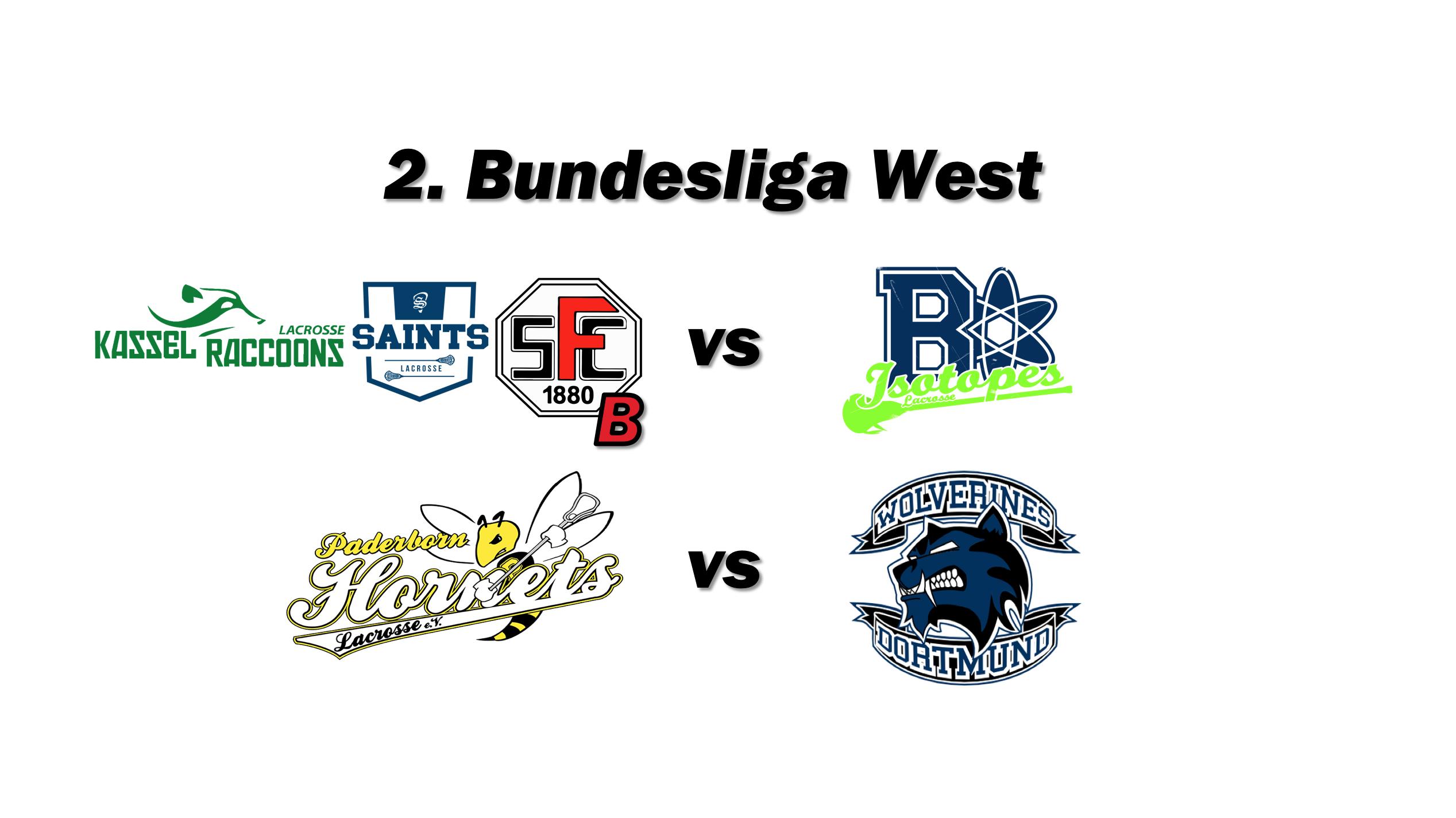 Siegreiches Wochenende für das Ruhrgebiet in der 2. Bundesliga der Damen