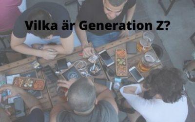 Vilka är Generation Z?