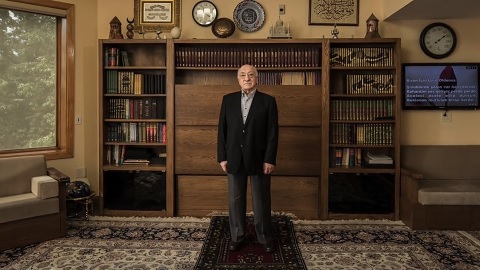 Hizmet-bevegelsen og Fethullah Gülen Pacifica Institute 2019