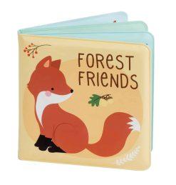 A Little Lovely Company Badboekje: Forest friends