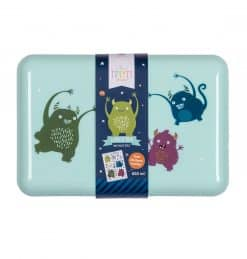 A Little Lovely Company Lunch box: Monsters