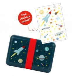A Little Lovely Company Lunch box: Ruimte