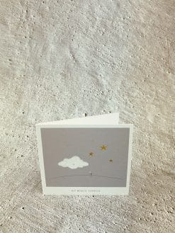 Wenskaart KM017 - Het mooiste sterretje
