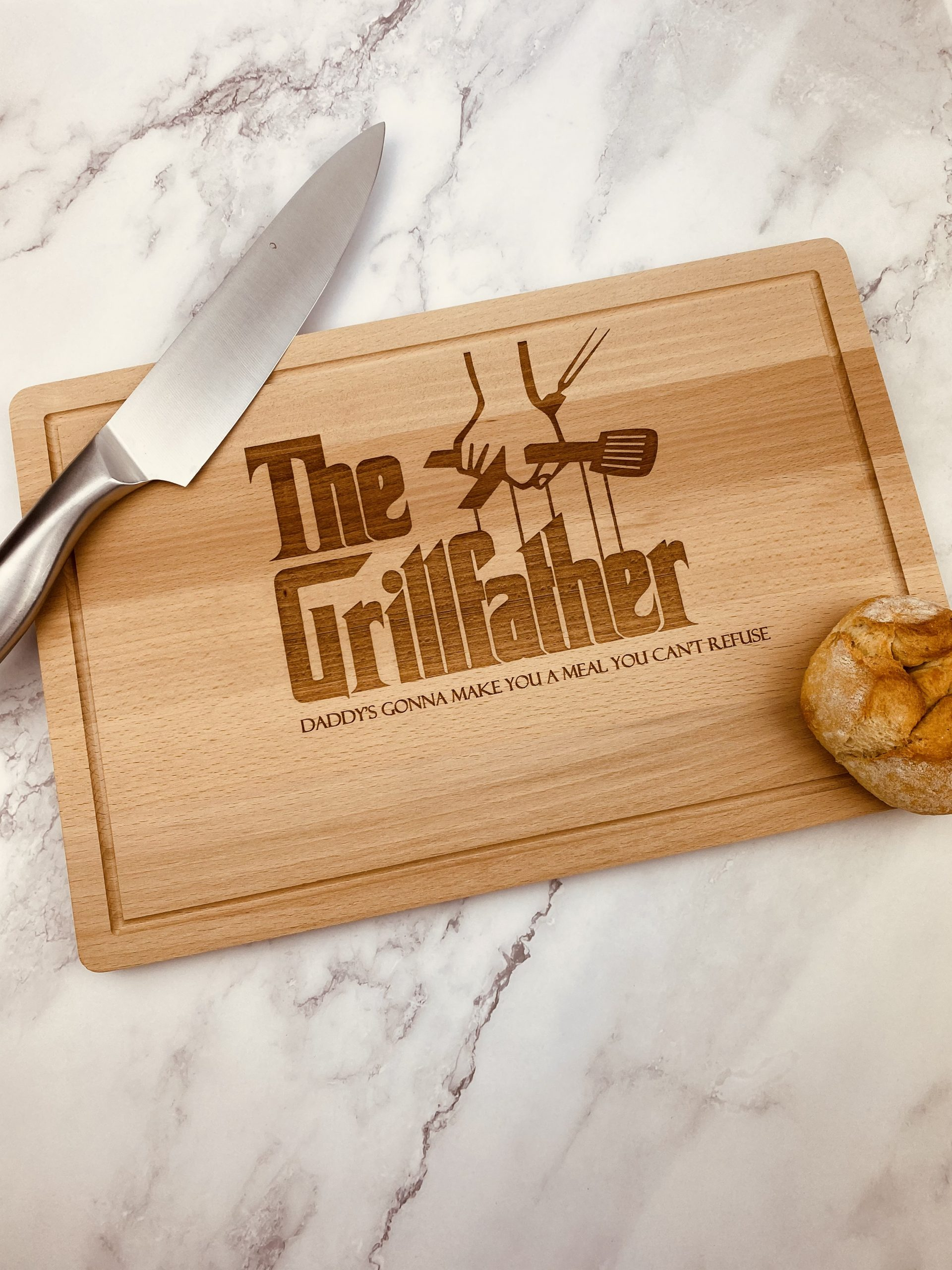 Snijplank - The Grillfather