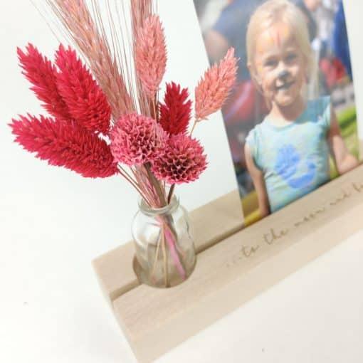 Memory shelf - Bright pink