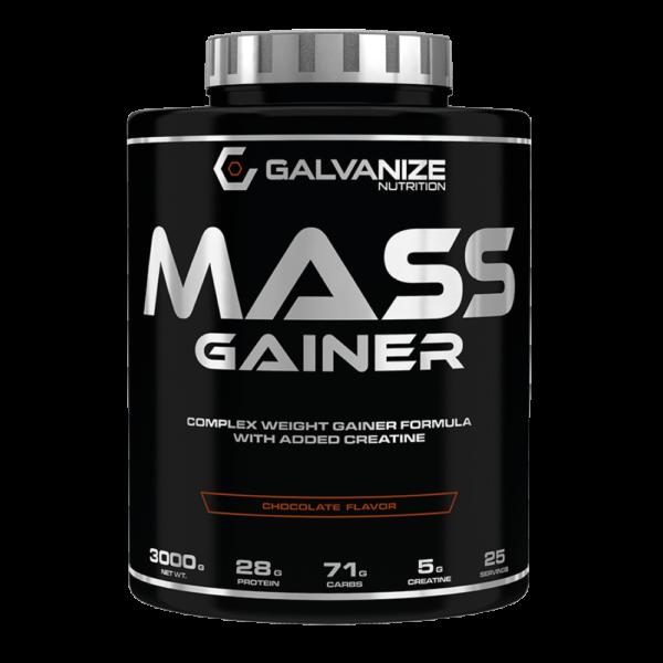 galvanize mass gainer 3k
