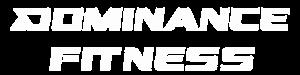 dominance fitness logo wit